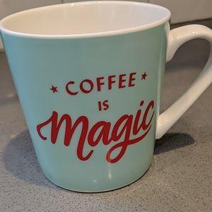 Starbucks Coffee is Magic Mug Cup New 18 ounce